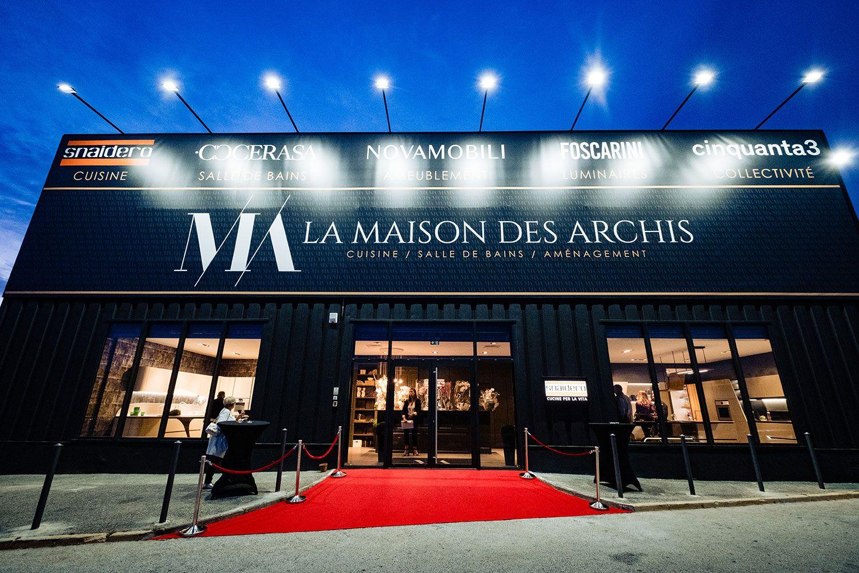 Magasin De Meuble De Cuisine Italienne magasin de cuisine la valette du var - la maison des archis